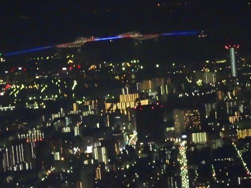 東京の夜景といえばやはりスカイツリーですね。超お勧めスポットと言えます。
