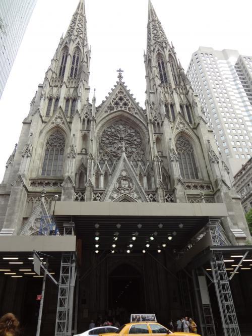 セントパトリック教会<br />今回は入らず。