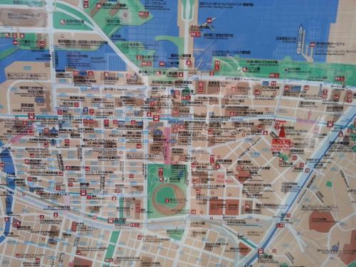 目黒から南北線に乗って横浜中華街へ(日吉乗換)