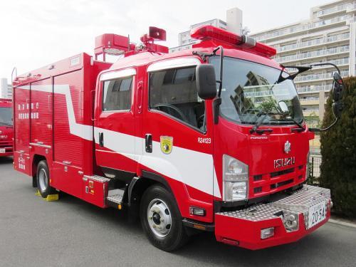 救助車II型「六本部R1」