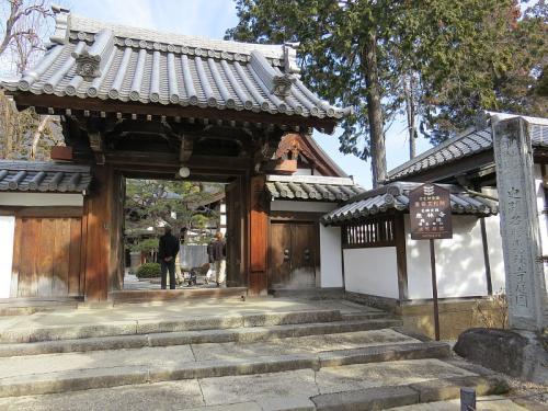 恵林寺は武田信玄の菩提寺。