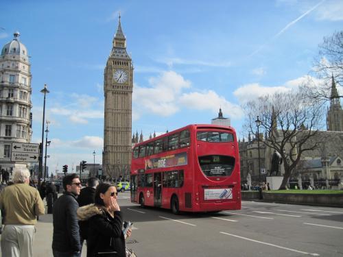 これぞロンドン!