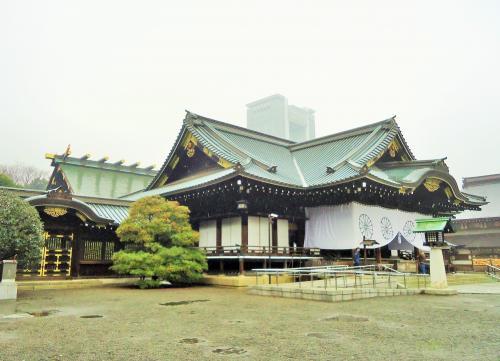 靖国神社<br />