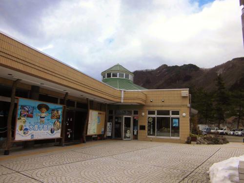 みなかみに着いたら、晴れました!<br /><br />道の駅みなかみ・水紀行館
