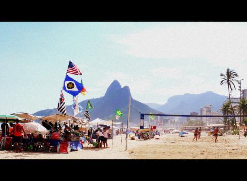□■2014年リオのイパネマビーチ■□