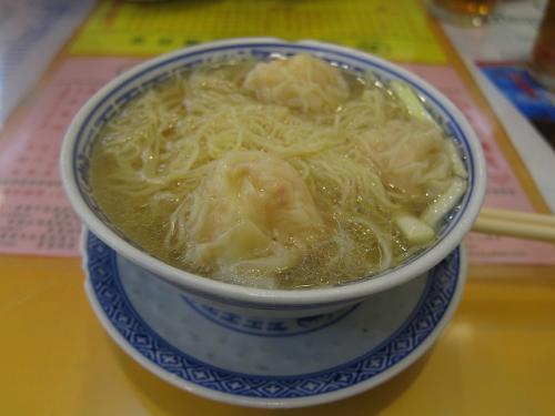 蝦雲呑麺<br /><br />やっぱここのが一番好きです<br />