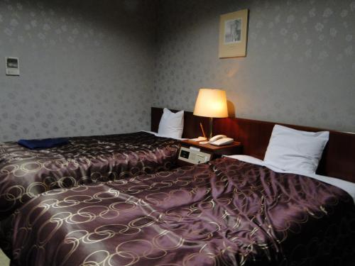 綺麗なベッドルーム