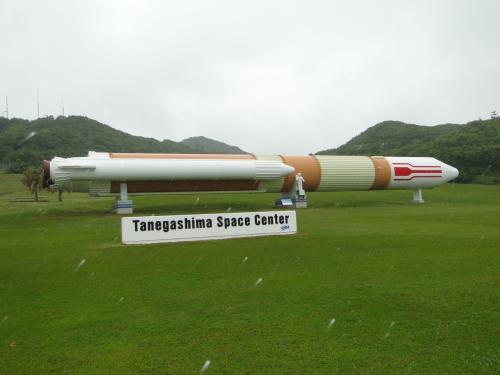 H2ロケット実物大模型