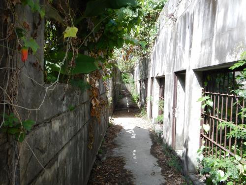 旧日本刑務所跡