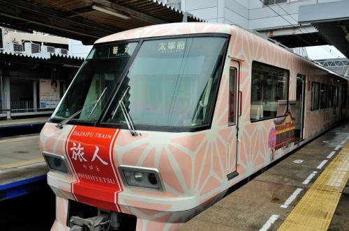 えっ〜 何〜〜 この列車!!!<br />やっぱり 九州は元気や!!!<br />旅行者が喜ぶツボ 押さえてるやん<br /><br />特別料金いるの?? 予約いるの??<br />いえいえ 普通料金で乗れま〜〜すよ〜〜<br />