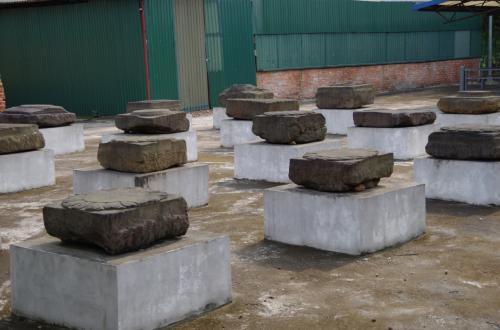 建物の礎石