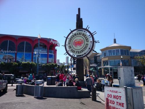 バートを使って、サンフランシスコ市内へ。<br />フィシャーマンズワーフまで足を伸ばしました。<br />サンフランシスコの写真は、後日旅行記にアップ予定です。<br /><br />サンフランシスコの写真をアップしました。<br />http://4travel.jp/travelogue/10913301