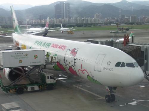 さてさて!いよいよこの機体に搭乗となります♪<br />ほんとに可愛い〜〜^^