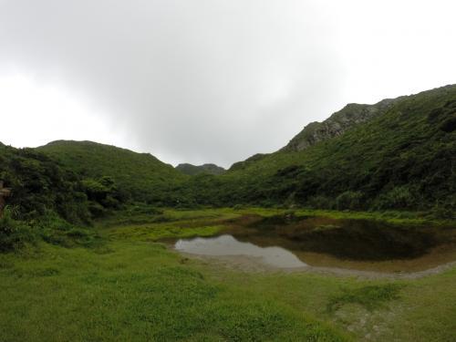 千代池。とても静か