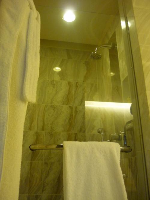 シャワースペースは別になります。<br />1991年築とは思えないほどきれいです。<br /><br />シャンプー類なども泡立ちがよく匂いもgood。毎日新しいものが補充されます。