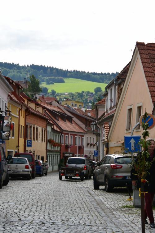 並んでいる家々が、全てミニチュアみたいなかわいさ!<br /><br />街全体が世界遺産です。