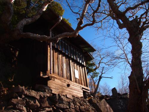 八合目の瀧尾神社