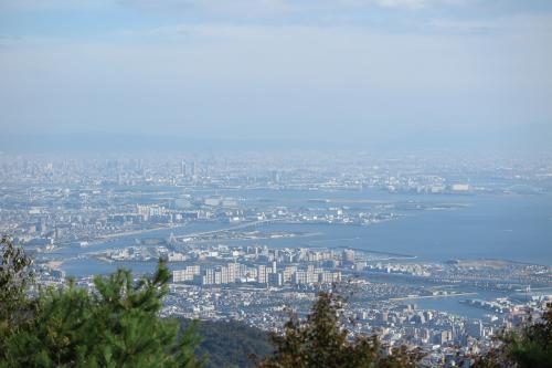 大阪市内も見えます!<br />