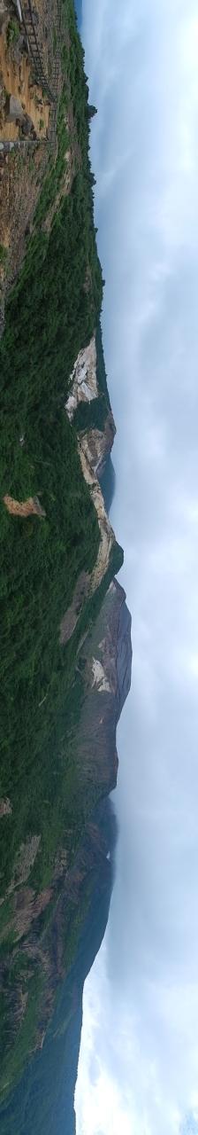 こんなに素敵な山の風景が広がります!!