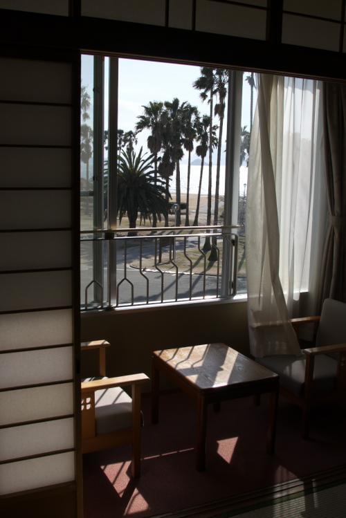 3時前ですがチェックインできました。<br /><br />全室海側で私たちの部屋は2階でした。