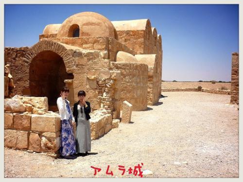 世界最古のお城ということでした…<br />アンマンから1時間…来る程かどうか