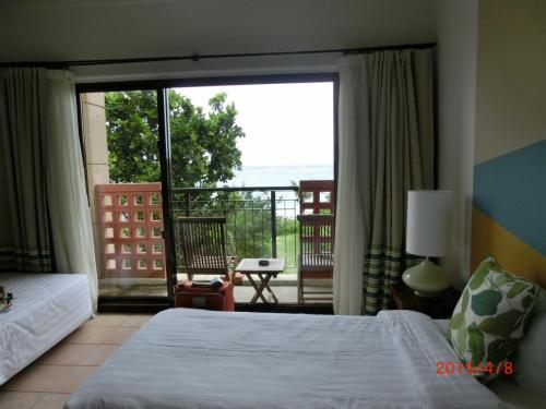 ホテルの部屋です。<br />クラブメッド石垣島