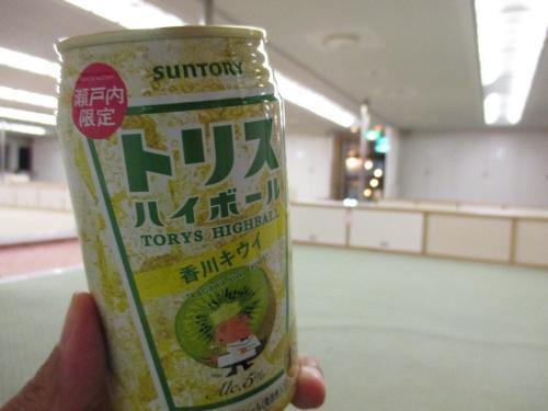 瀬戸内限定ハイボールを飲みながら<br />香川の旅を回想する<br /><br />(特に回想することはなかったが)<br />