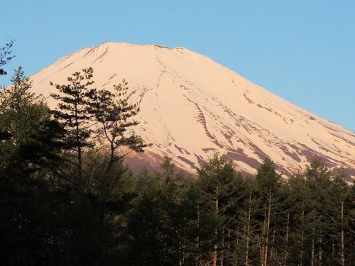 富士山は、確かに美しい。