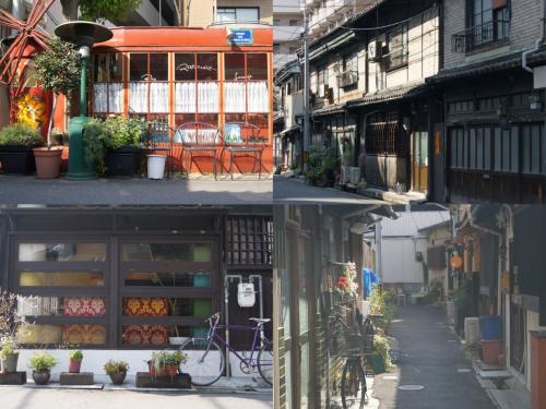 中崎町に住みたいと思いました。(笑