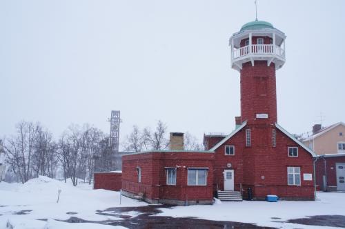 鉱業通り(Gruvvägen)