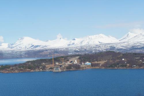 オフォート湾(Ofotfjorden)