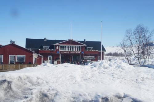キャッタヨーク駅(Katterjåkk station)