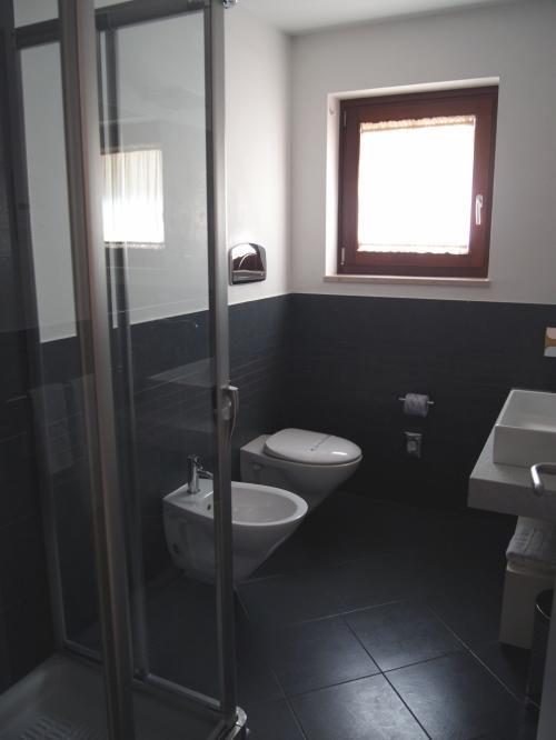 バスルーム、とりたてて変わったことなし<br />