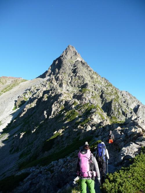 とても気持ちがいい山歩きでした。