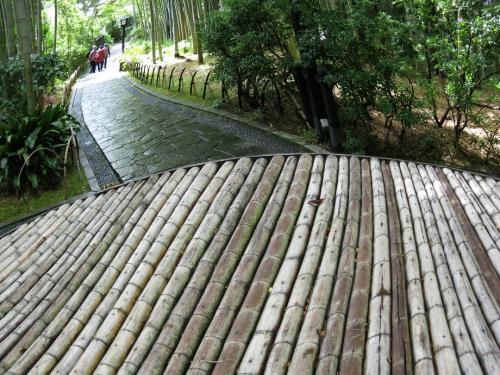 竹林の小径<br /><br />  もっとも京都嵐山天竜寺ほどの広さはありませんが・・・<br /><br /> ※京都の竹林 http://4travel.jp/travelogue/10626367
