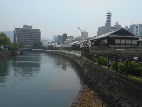 福岡で仕事をすませた翌日、長崎にやってきました。