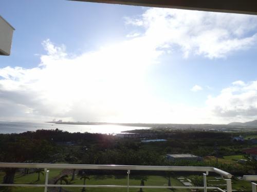 翌朝も最高の天気になりました!<br />ホテルで朝食を頂き、レンタカーで出発です。