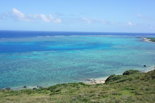 まんで夏みたいねんよー!<br />あぁ、沖縄病に宮古病に続き、やいま病にも罹りそう…<br />このブルーにやられちゃいました。
