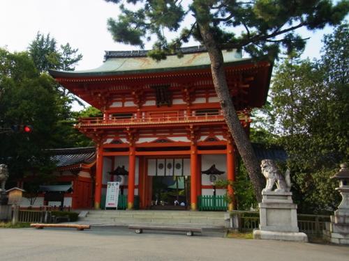 今宮神社。