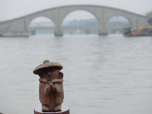 蘇州・運河の船旅