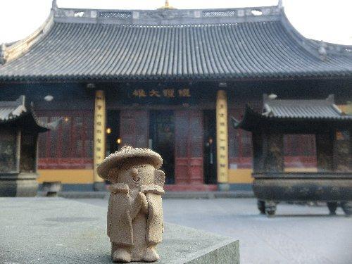 上海・龍華寺