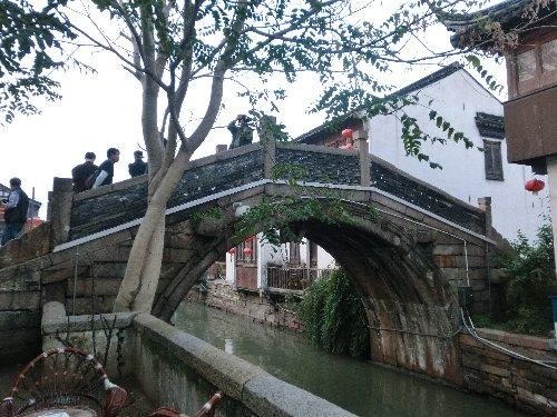山塘街-1<br /><br />唐の時代から続く水郷の町で、観光用に整備されました。