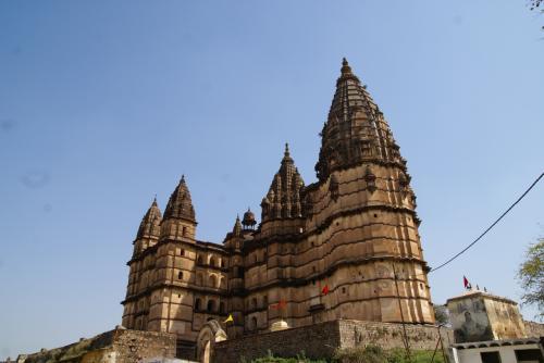 チャトルブジャ寺院
