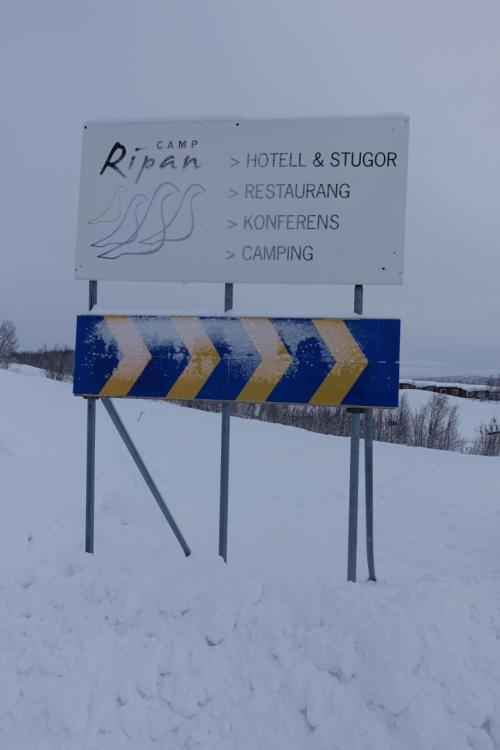 RIPANへの標識