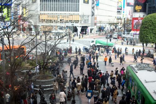 渋谷でーす。<br /><br />覚えてないくらい久しぶりかも。