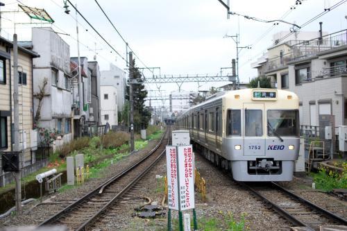 急行に乗ったら5分ほどで下北沢駅に到着です。