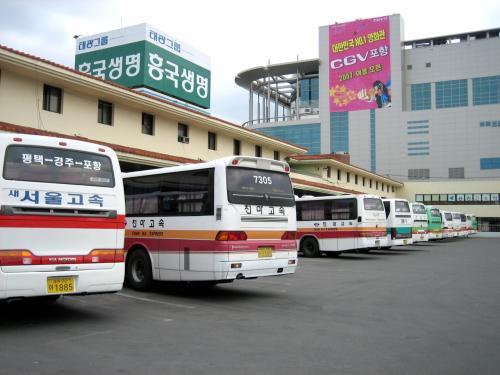 韓国 雪岳山ソラクサンへの旅 vol.5 束草~釜山~帰国