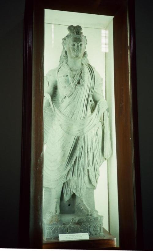 タキシラ(パキスタン):その1- ガンダーラはインドがヘレニズムに出会い仏像が誕生したシルクロードの十字路