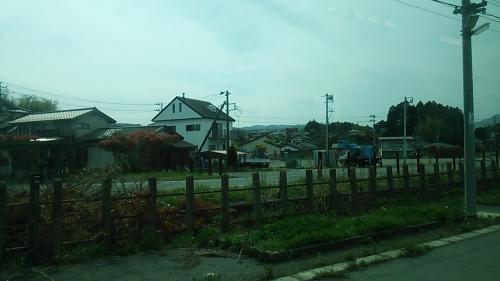 木戸駅付近の様子です。