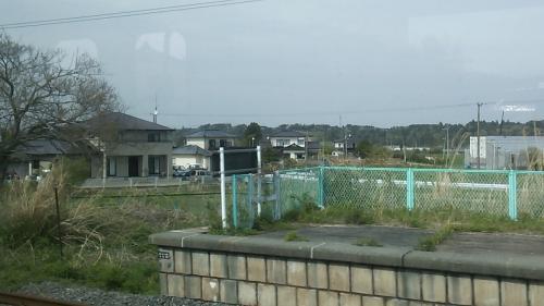 木戸駅付近の様子をもう1枚